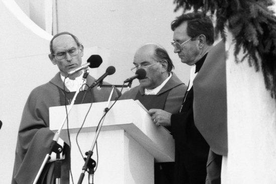 30. rocznica Mszy Pojednania w Krzyżowej