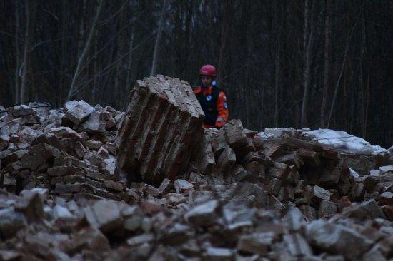 Katastrofa budowlana w Walimiu