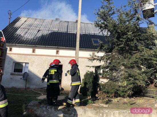 Straż pożarna w Łagiewnikach