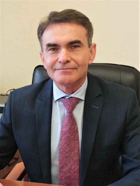 Jarosław Tyniec - Wójt Gminy Łagiewniki od roku 2018