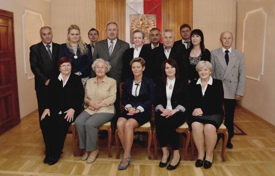 Rada Gminy VII kadencji 2010-2014