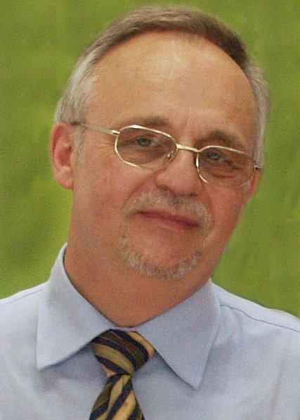Paweł Kondrakiewicz Przewodniczący Rady Gminy Łagiewniki VII kadencji w latach 2014 - 2018