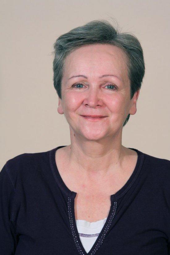 Maria Łaskarzewska Przewodnicząca Rady Gminy Łagiewniki VI kadencji w latach 2010 - 2014