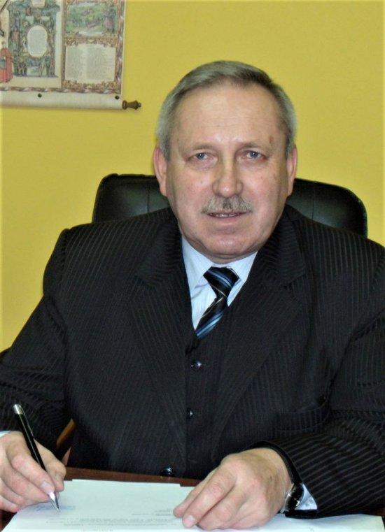 Janusz Szpot - Wójt Gminy Łagiewniki w latach 2006 - 2018