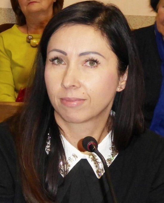 Dobromiła Szachniewicz Przewodnicząca Rady Gminy Łagiewniki VIII kadencji od 2018 roku