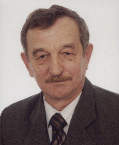 Andrzej Kaczmarczyk Przewodniczący Rady Gminy Łagiewniki IV kadencji w latach 2002 -2006