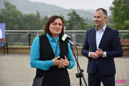 Schetyna z parlamentarzystami okręgu wałbrzyskiego w Bielawie