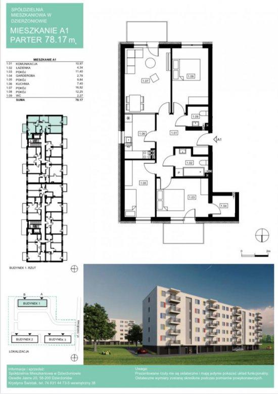 Nowoczesne mieszkania z windą powstają w Piławie Górnej