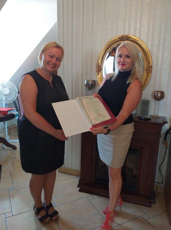 Kolejni absolwenci studiów podyplomowych w Bielawie
