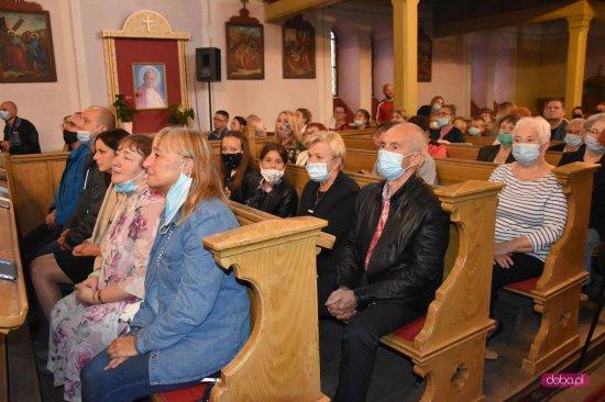 Gennesaret z koncertem na rzecz Sanktuarium Maryjnego w Kiełczynie