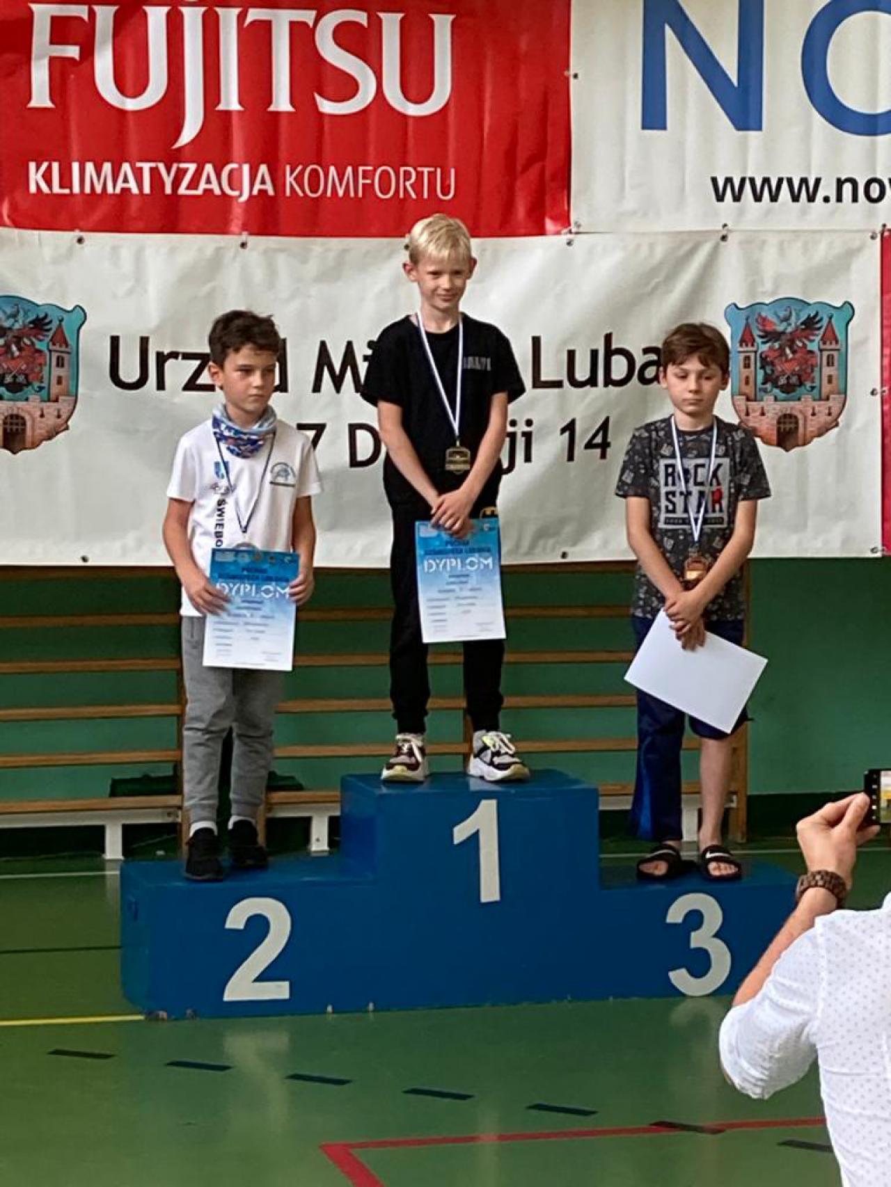 KS BALTI: rewelacyjne wyniki młodych pływaków w Lubaniu