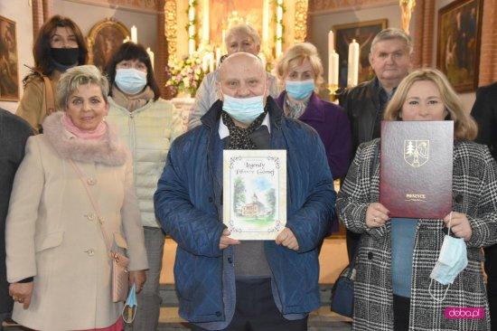 40-lecie twórczości Adama Lizakowskiego - kościół św. Antoniego w Pieszycach