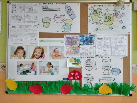 """Wydarzenia w Przedszkolu Publicznym """"Na Akacjowym Wzgórzu"""" w Łagiewnikach"""