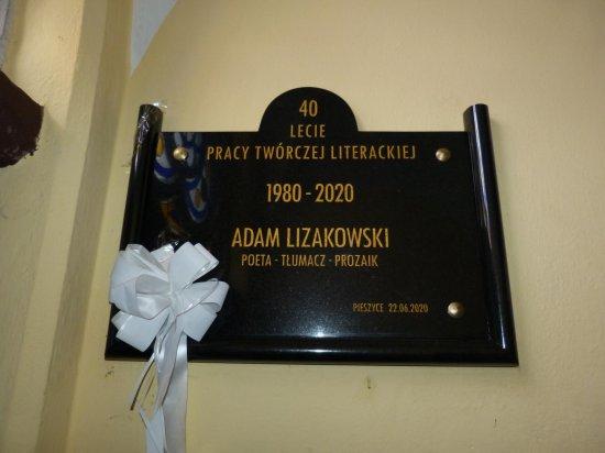 Adam Lizakowski - Piława Górna