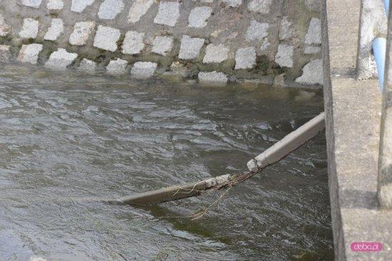 Most w Mościsku zamknięty