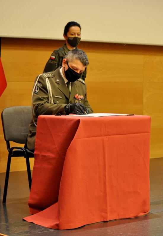Terytorialsi podpisali porozumienie z Dolnośląską Szkołą Wyższą