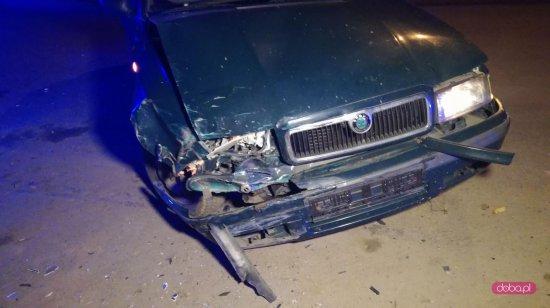 Wypadek w Gilowie