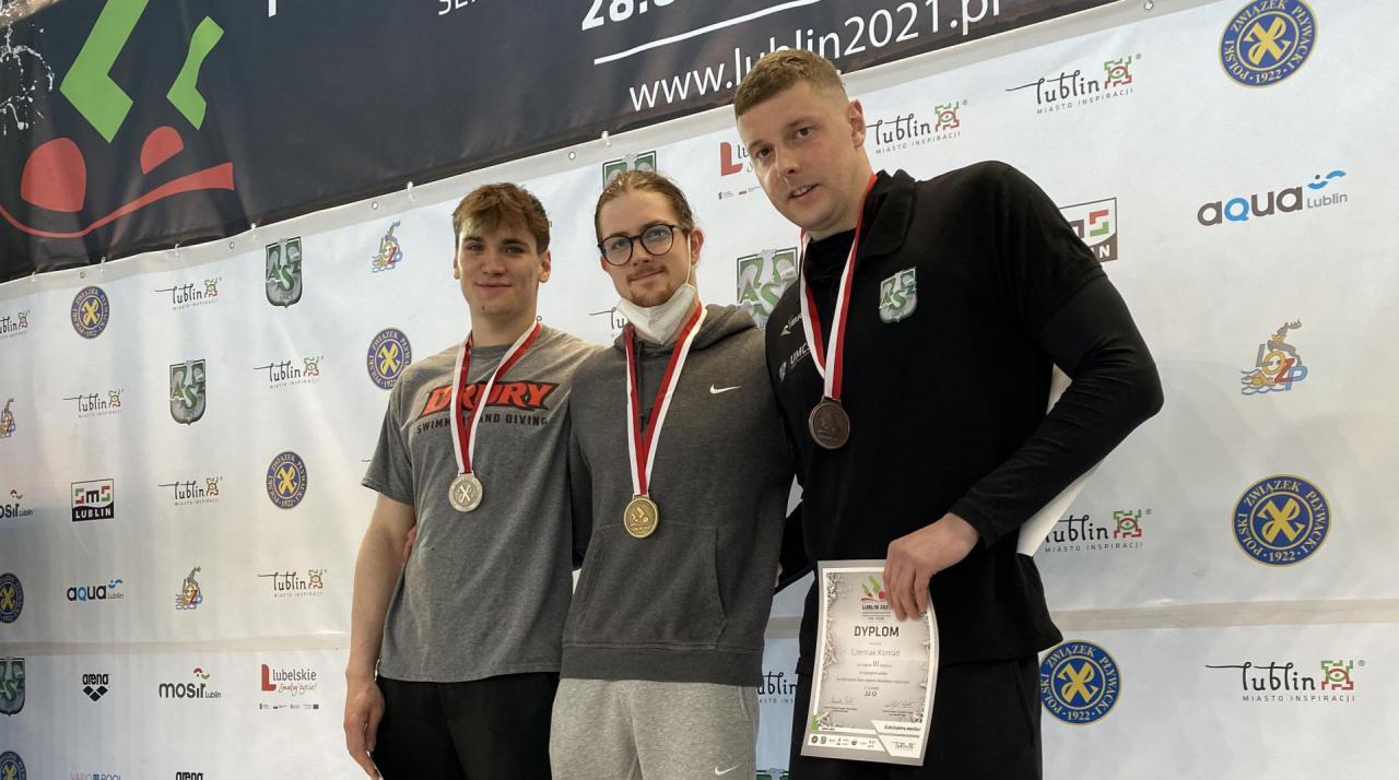 MKS 9: Paweł Juraszek z kwalifikacją do Igrzysk