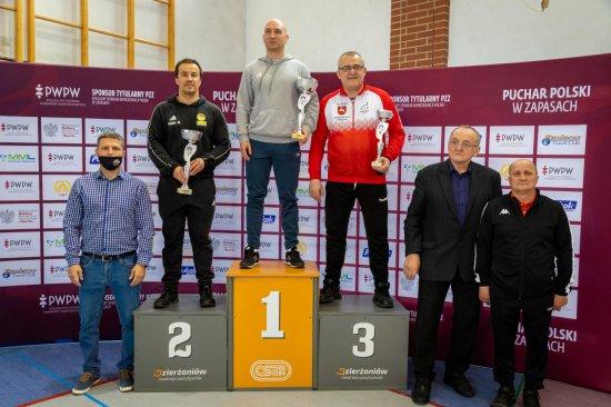 Wiktoria Szeliga zdobywa srebrny medal Pucharu Polski
