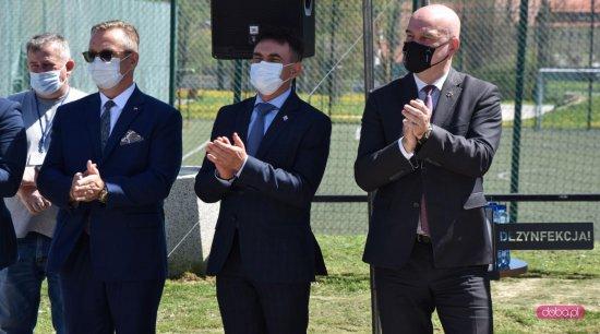Wmurowano akt erekcyjny pod budowę żłobka w Piławie Górnej