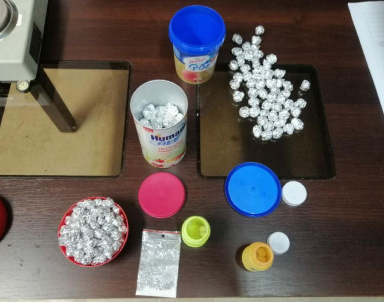 Areszt dla mężczyzny za posiadanie znacznej ilości narkotyków
