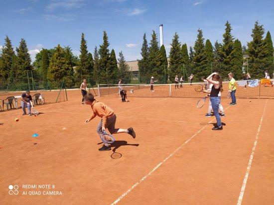 Pro Tennis Academy zaprasza na korty tenisowe OSiR