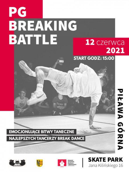 Zapraszamy na PG Breaking Battle – Piława Górna