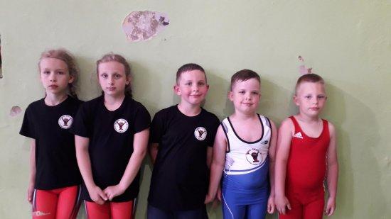 Pięć medali zapaśników z ULKS SOWA Pieszyce