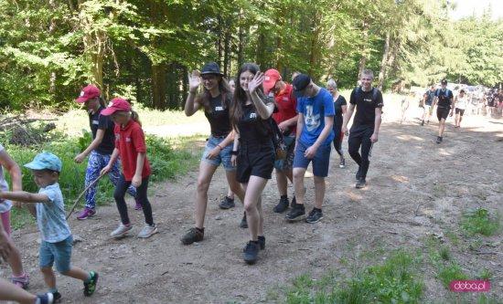 Rajd Młodzieżowych Drużyn Pożarniczych na Wielką Sowę