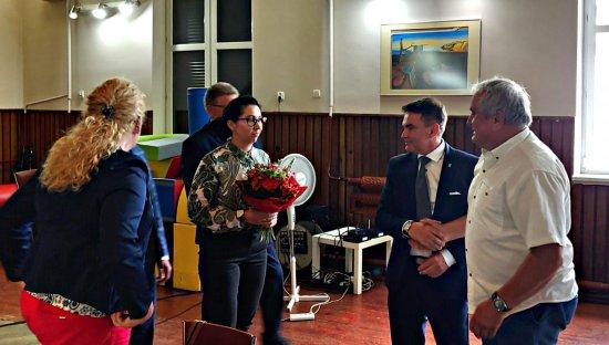 Jednogłośne absolutorium dla Jarosława Tyńca wójta Gminy Łagiewniki