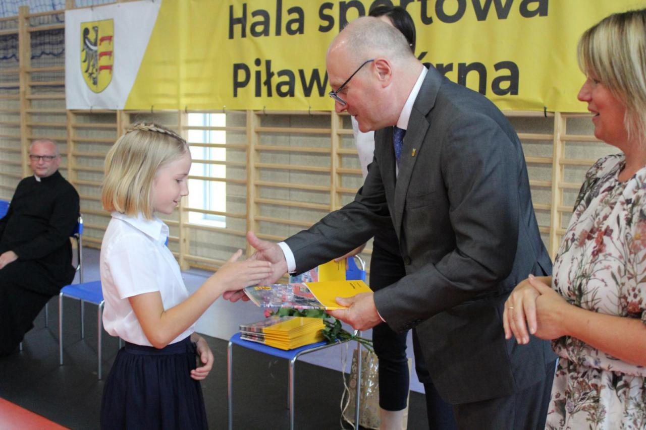 Piława Górna: zakończenie roku szkolnego