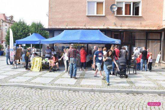 Koncert i mobilny punkt szczepień w Niemczy