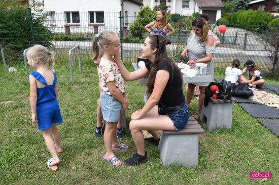 Festyn dla dzieci w Rościszowie