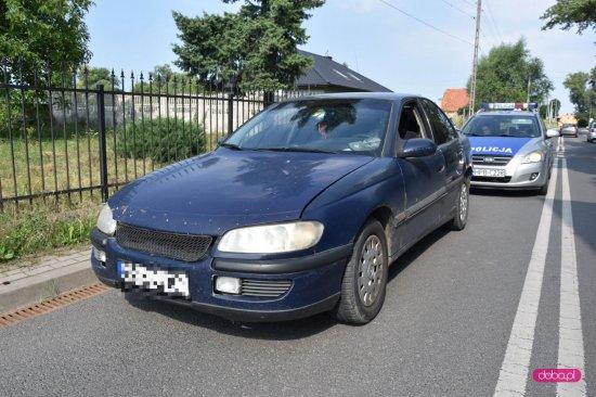 Pijany kierowca na Brzegowej w Dzierżoniowie