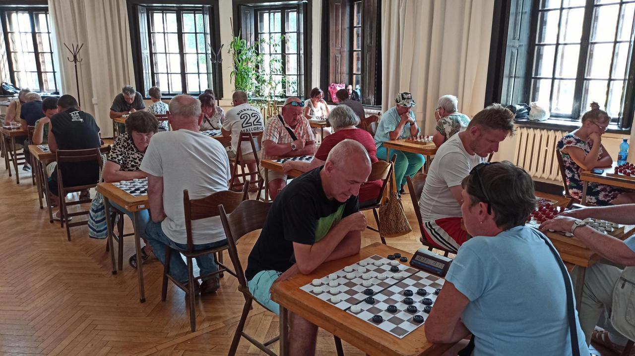 Warcabowy Turniej w Kłodzku