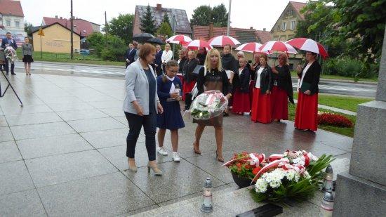 ŁagiewnikI: obchody 77. rocznicy Powstania Warszawskiego