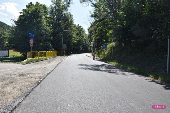 Trwają inwestycje przy drogach powiatowych