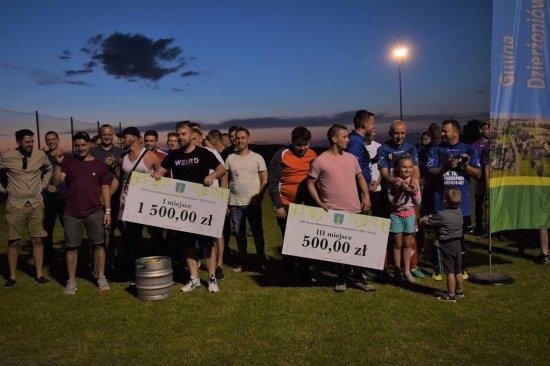 Nocne Mistrzostwa Gminy Dzierżoniów w Piłce Nożnej