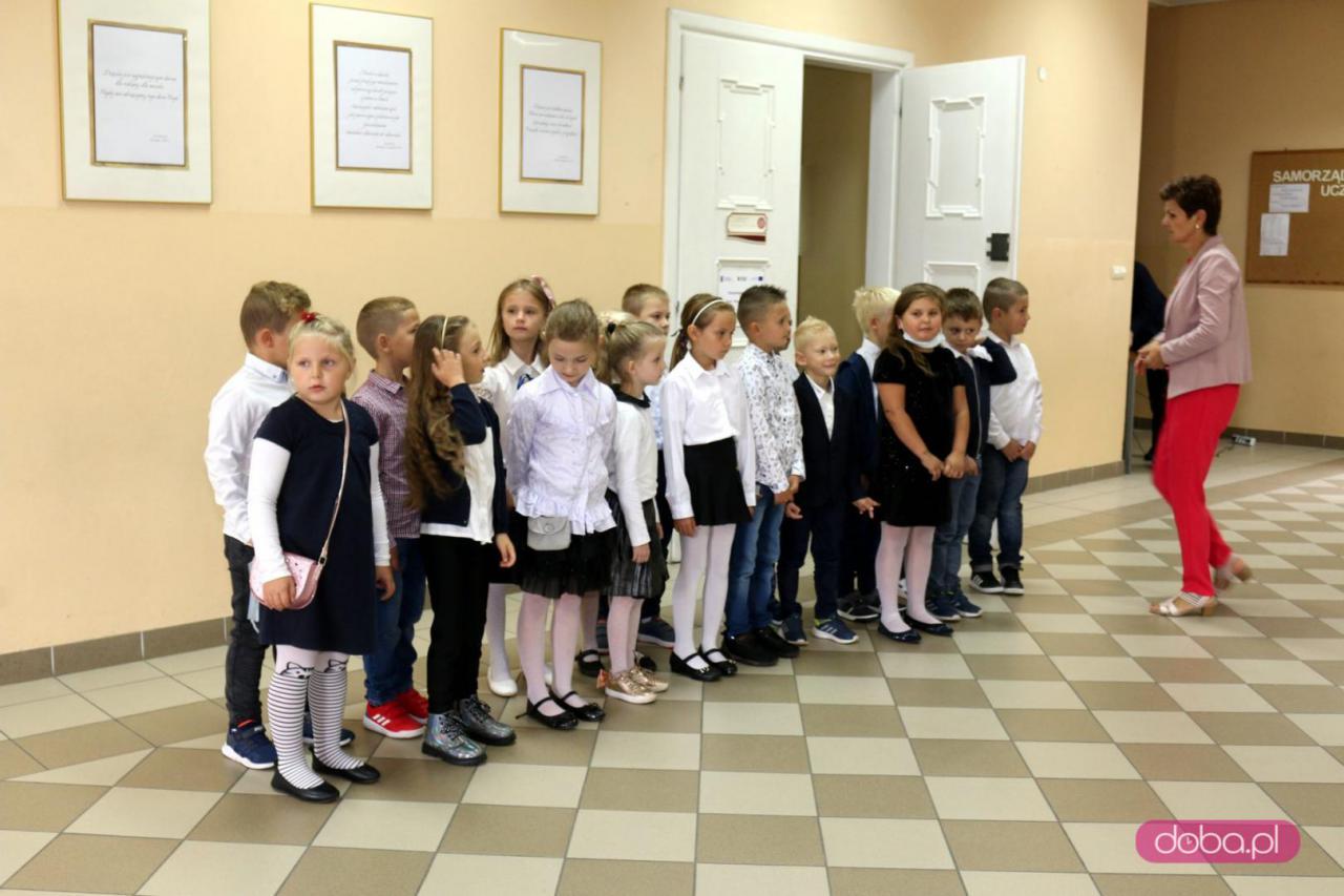 rozpoczęcie roku szkolnego w Tuszynie