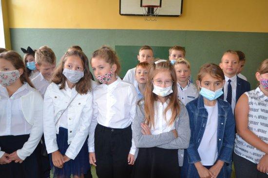 Uroczyste rozpoczęcie roku szkolnego 2021/2022 w Niemczy