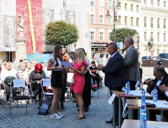 Narodowe Czytanie 2021 w Dzierżoniowie