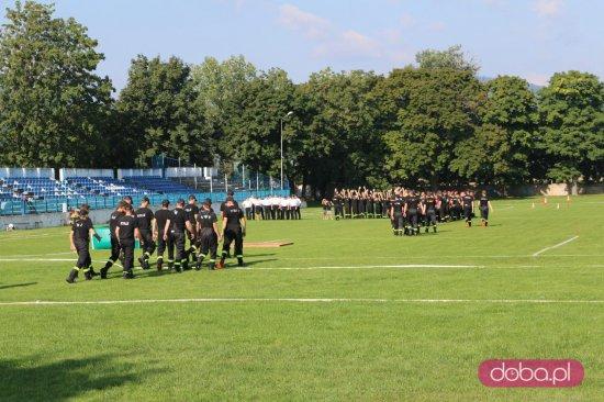 XXII Powiatowe Zawody Sportowo-Pożarnicze jednostek OSP
