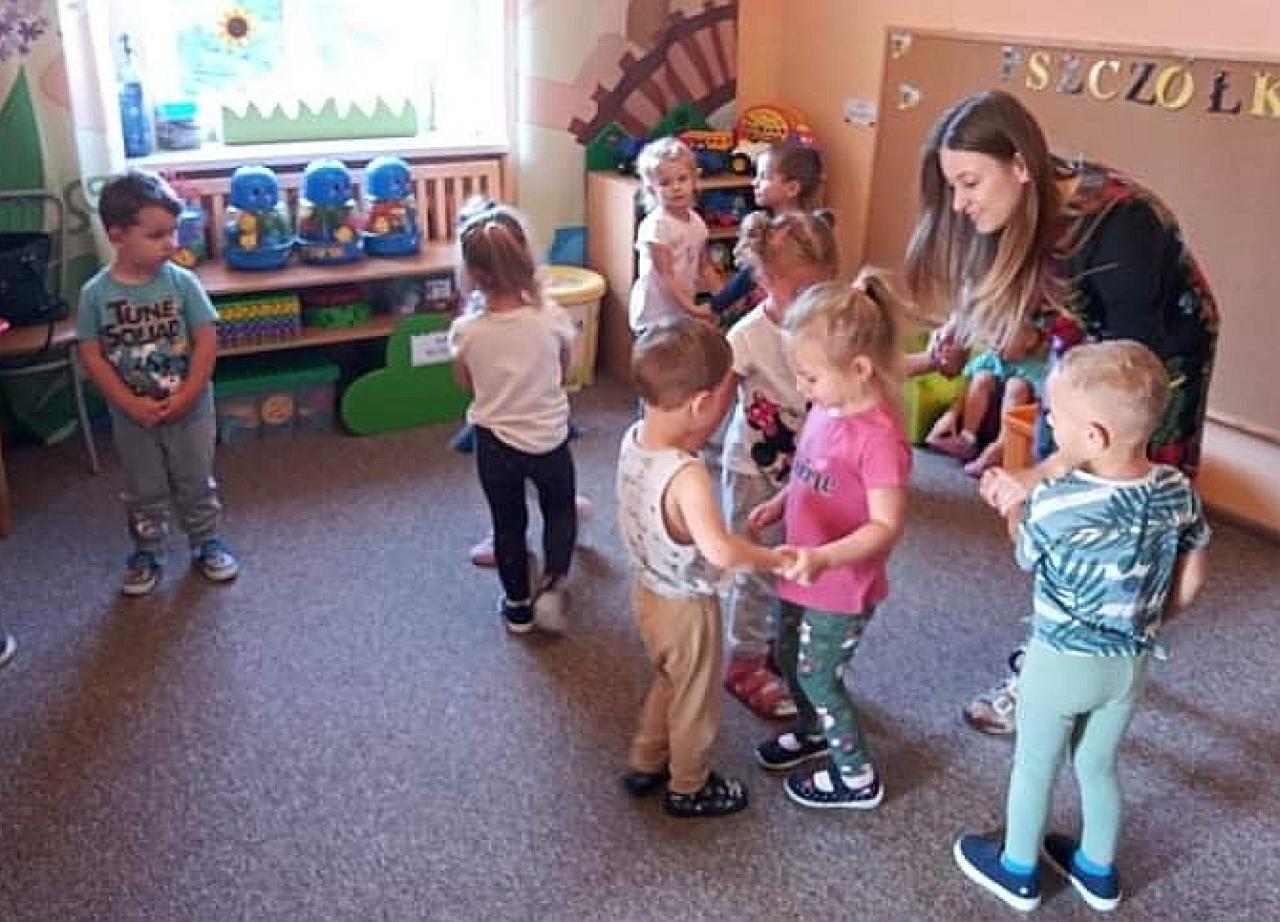 Przedszkole w Niemczy