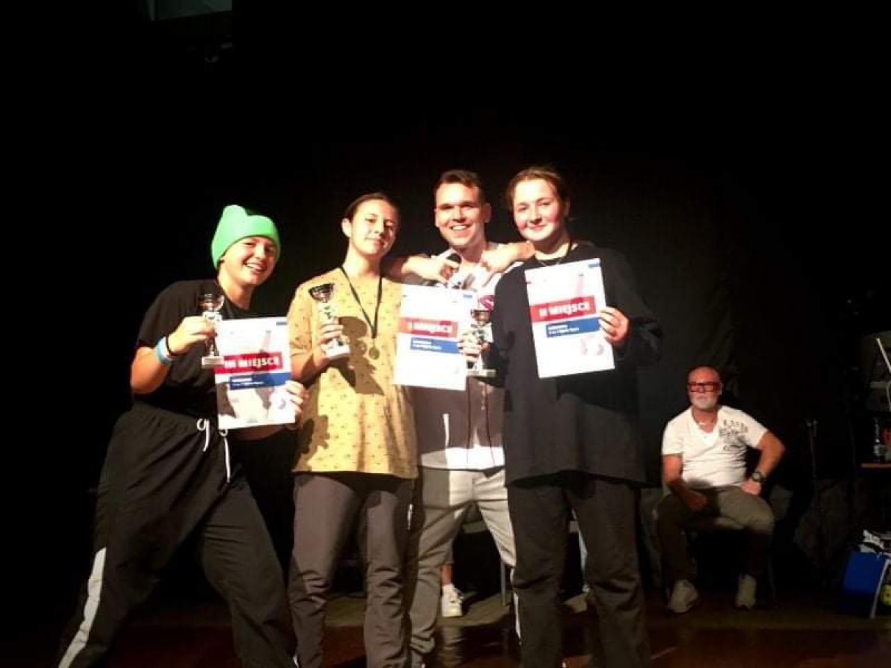 BWA Breakers wygrywają Walim Breaking Contest