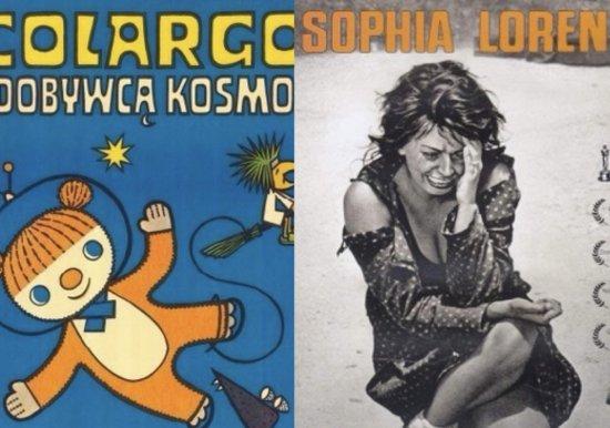 Rano Miś Colargol, wieczorem Sophia Loren