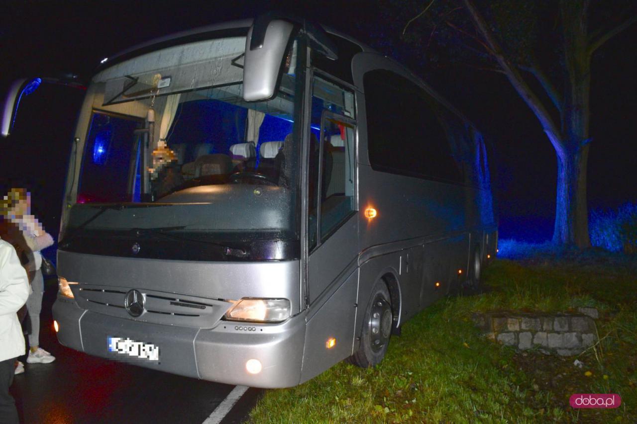 Kierowca autobusu zasłabł za kierownicą