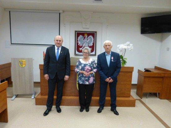 Piława Górna: medal za miłość