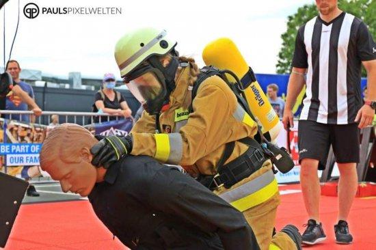 Sukcesy bielawskiej strażaczki OSP