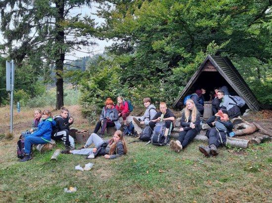 Trzydniowa wyprawa uczniów z Tuszyna