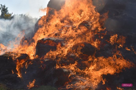 Pożar w Pieszycach